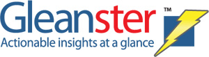 Gleanster: Actionable insights at a glance