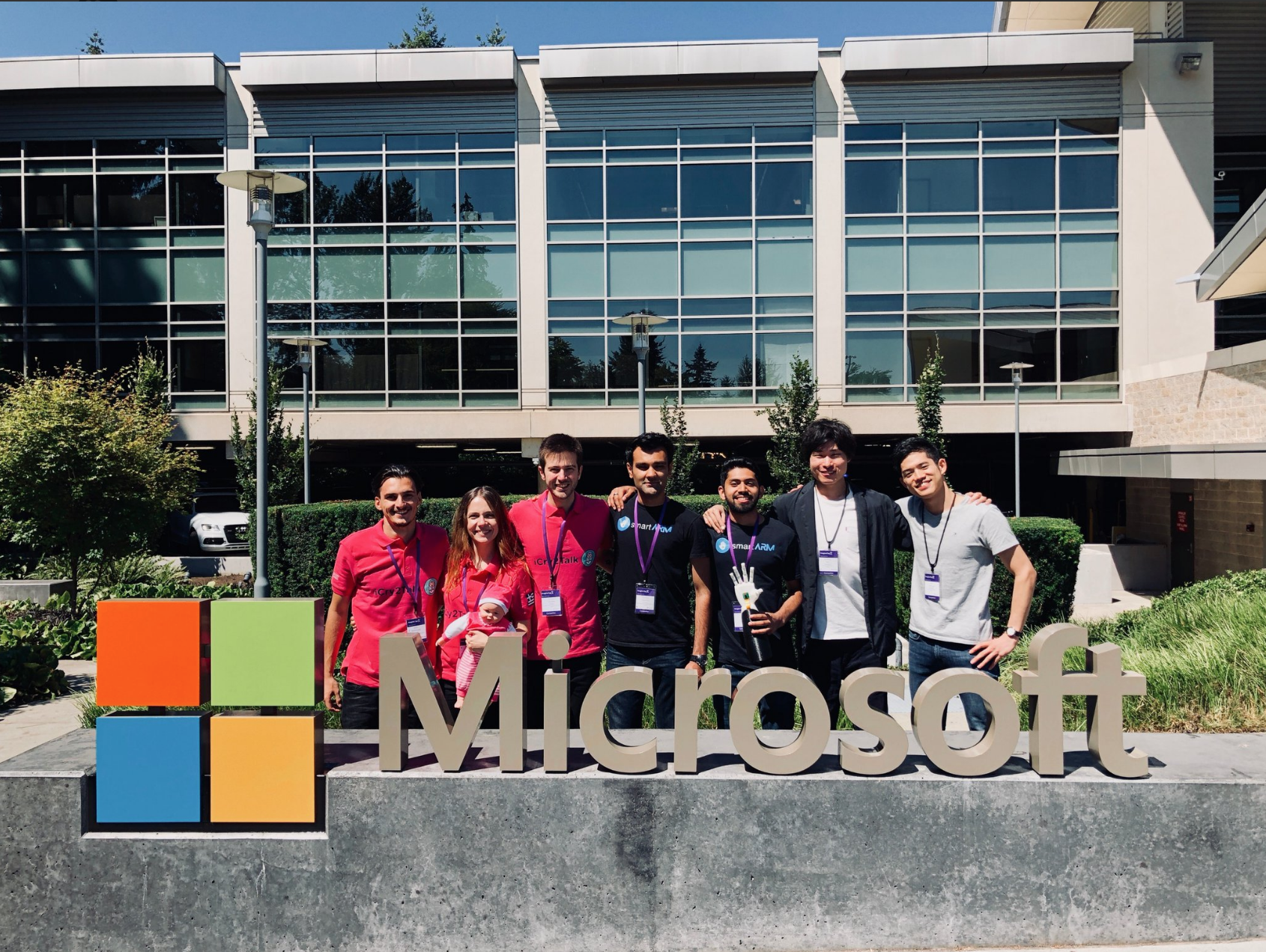 Microsoft's Imagine Cup Day 2: Winners and Finalists